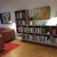 Støtteforeningen donerer lille bibliotek til Gudenå Hospice